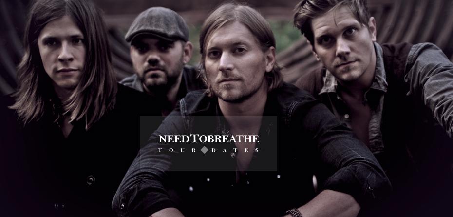 Needtobreathe Tour